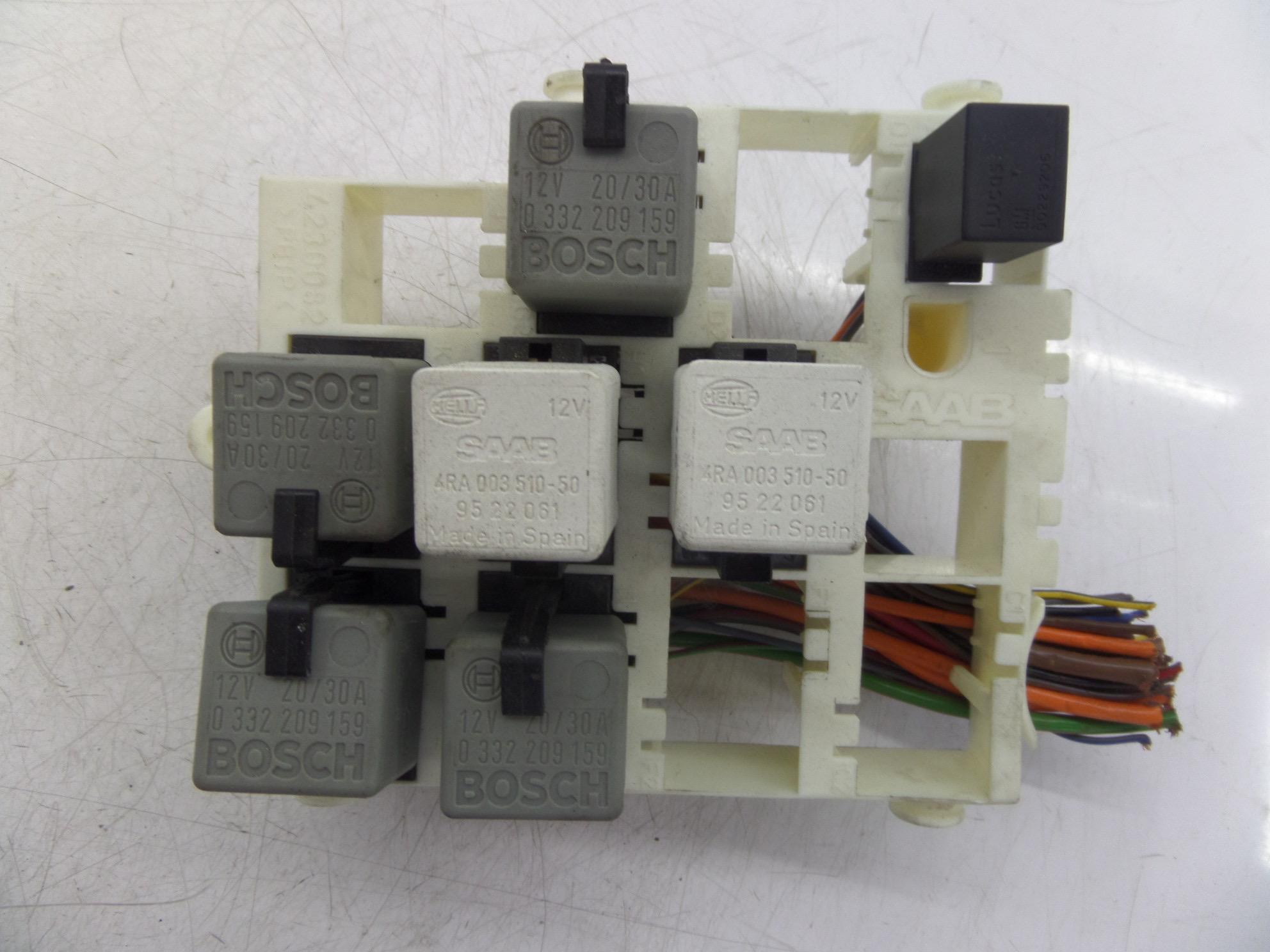 Saab 40 Convertible Fuse Box   cable recessi All Wiring Diagram ...