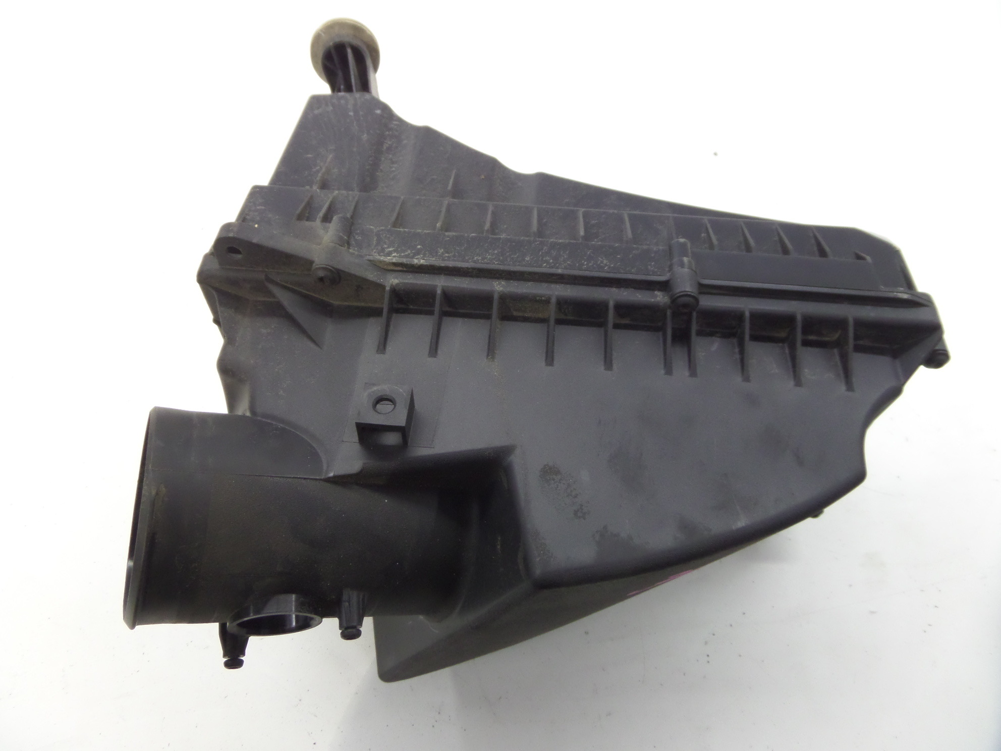 2010-2013 JAGUAR XJ X351 FRONT LEFT DRIVER AIR INTAKE FILTER CLEANER BOX OEM