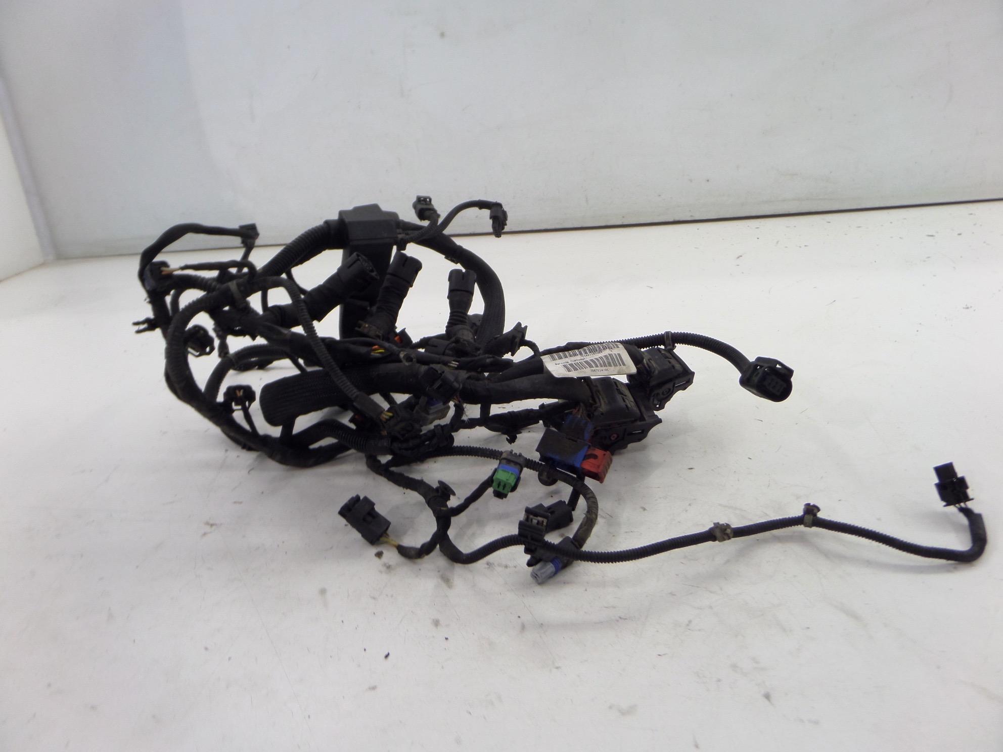 Mini Cooper Clubman Wiring Harness R55 08