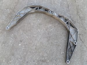 1996 Porsche 911 C4S Rear Upper Subframe Crossmember