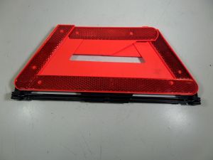 2004 Audi S4 Emergancy Triangle Fold Out Tool Kit