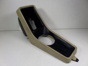 1988 Porsche 911 Carrera Center Shifter Console Tan