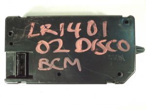 02 Land Rover Discovery BCM Body Control Module