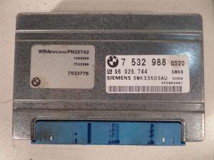 04 BMW E46 330 TCU Traction Control Unit Module