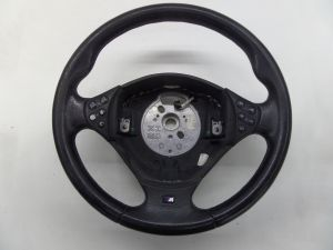 ///M Leather Sport Multi-Function Steering Wheel