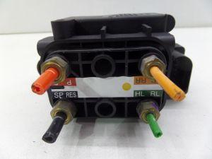 Air Ride Suspension Pump Control Valve
