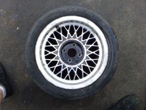 "VW Single 15"" Centra Wheel"