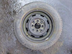 "12"" Spare Tire Steel 145 / 70 SR 12 Wheel"