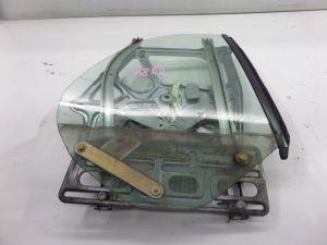 BMW 318i Right Rear Convertible Window Glass E30 84-92 Motor & Regulator 325i