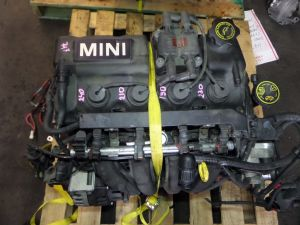 02-06 Mini Cooper R50 Base 1.6L Engine Motor 120K 07-08 Convertible w/o SC