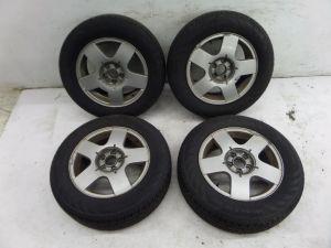 "VW Golf TDI 15"" Five Spoke Wheels MK4 00-04 OEM Jetta"