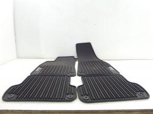 Audi A4 Rubber Monster Mat Floor Mats B7 05.5-08 OEM B6