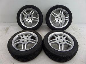"""15"""" Momo Split Spoke Wheels 4 x100 VW MK1 MK2 Golf Rabbit GTI Jetta Honda Civic"""