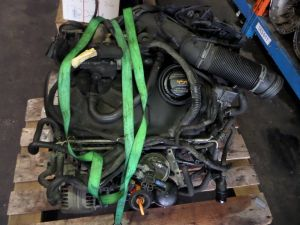 03-05 VW MK4 1.9L TDI BEW Engine Turbo Inject Pump Golf Jetta Beetle VIN R 5th