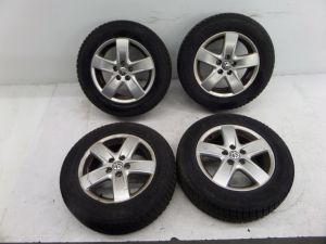 "VW Golf City 15"" Wheels MK4 08-10 OEM Jetta Snow Tires"