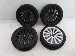 "02-13 Mini Cooper S 17"" Multi-Spoke Wheels R56 OEM 6789796-13 6795455-13 R55 R58"