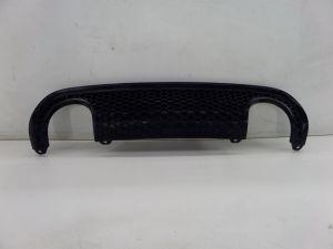 Audi TT 3.2 S-Line Rear Honeycomb Bumper Spoiler Lip Valance MK1 8N 8N0807421E