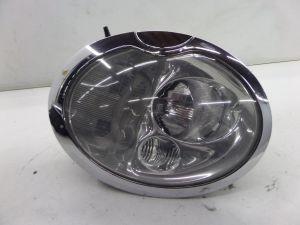 02-04 Mini Cooper S Right Xenon Headlight R50 R53 OEM