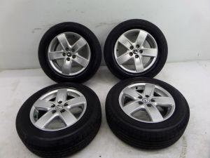 """VW Golf City 15"""" Wheels MK4.5 08-10 OEM Jetta 5 x 100"""