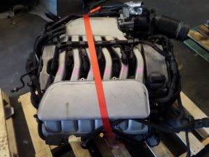 02-05 VW MK4 2.8L 24V VR6 BDF Engine Motor Bad Compression Golf GTI Jetta GLI