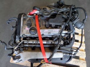 02-05 VW MK4 1.8T AWP Engine Motor 110K Jetta GLI Golf GTI Beetle OEM