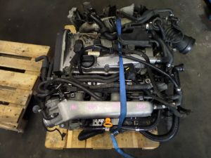 02-05 VW MK4 1.8T AWP Engine Motor Jetta Beetle Golf GTI Bad Compression OEM