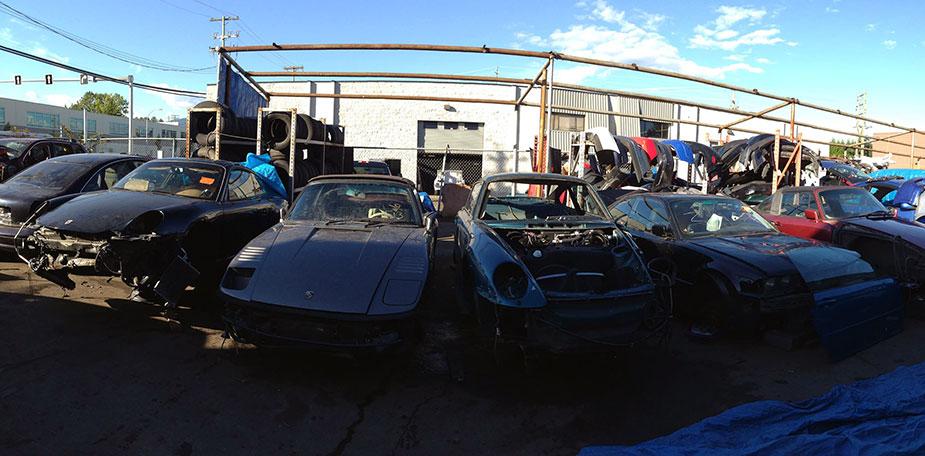 Nurburgring Auto Parts